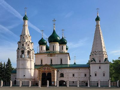Russian Church founds diocese in Yaroslavl Region, parishes in France, Spain