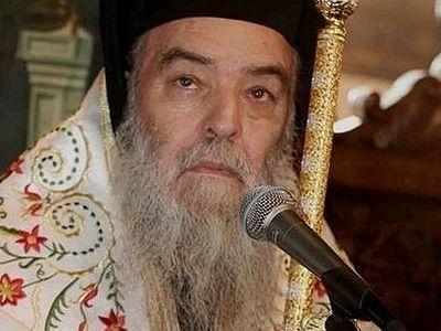Митрополит Гортинский Иеремия: Наша славная нация пришла в упадок, потому что мы отвернулись от Бога наших отцов