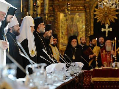 Russian Church doubts Pan-Orthodox Council possible in current situation