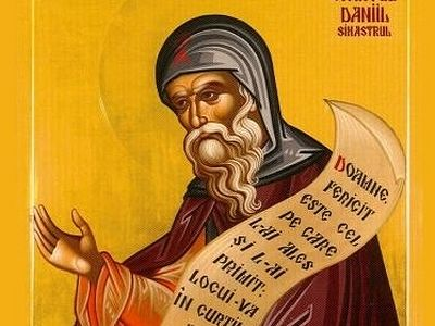 Saint Daniil the Hermit
