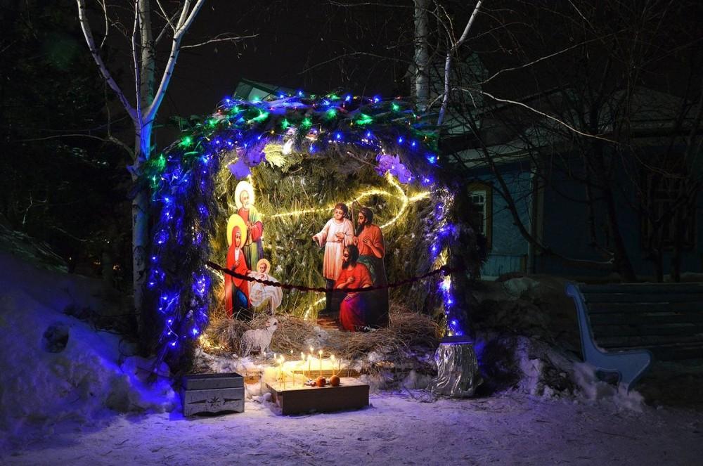 Вертепы  – это незабываемая атмосфера рождественских дней