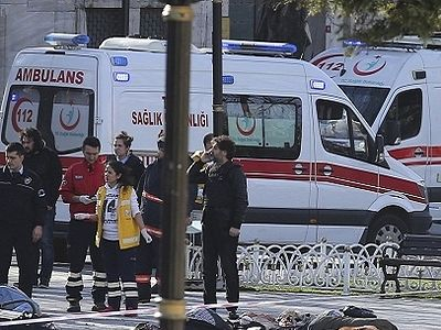 10 killed in blast at Istanbul's tourist spot; media ban imposed
