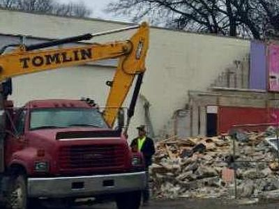 Demolished: Abortion facility that sent two women to the hospital on same day torn down
