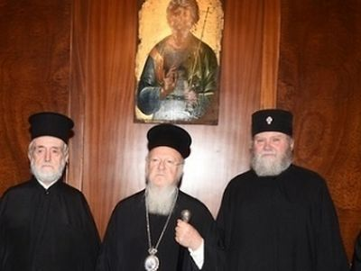 Reconciliation in the Orthodox Church of the Czech Lands and Slovakia