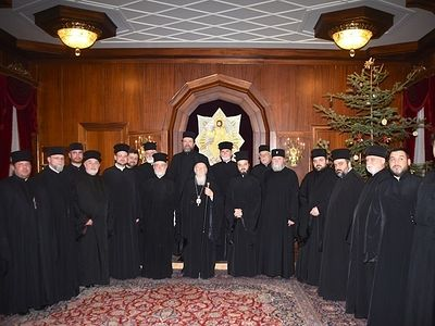 Communiqué of the Ecumenical Patriarchate regarding the restoration of unity in the Orthodox Church of the Czech Lands and Slovakia