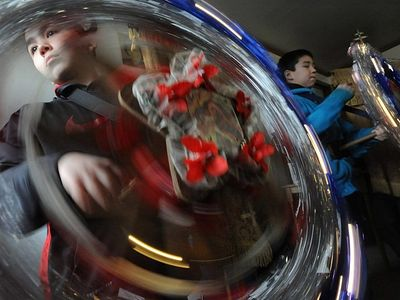 Chris Thompson: The old Alaska traditions surrounding Orthodox Christmas