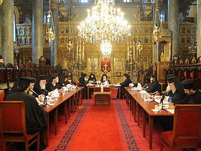 Опубликовано коммюнике Константинопольского патриархата о синаксе глав Поместных Церквей
