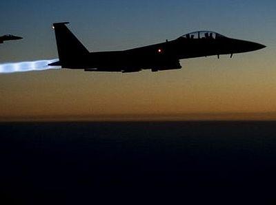 Три часа турецкие ВВС бомбили христианскую деревню на границе с Ираком