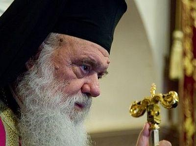 Архиепископ Иероним: Мы пришли сюда, чтобы защитить то, что говорит Церковь