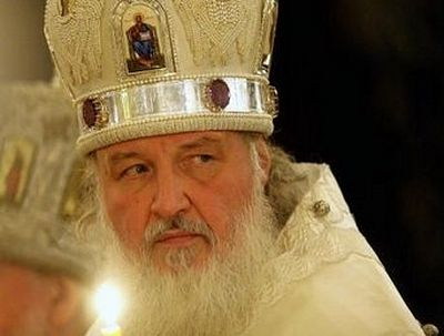 Orthodox Churches Under Threat in Ukraine - Patriarch Kirill