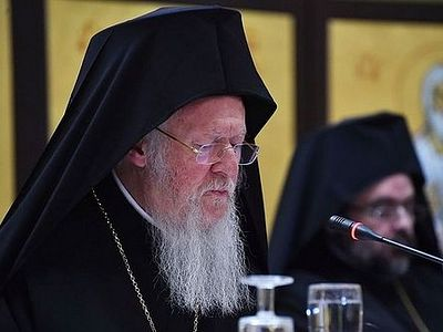 Keynote Address By His All-Holiness Ecumenical Patriarch Bartholomew To the Synaxis of the Primates of the Orthodox Churches (Geneva 22-01-2016)