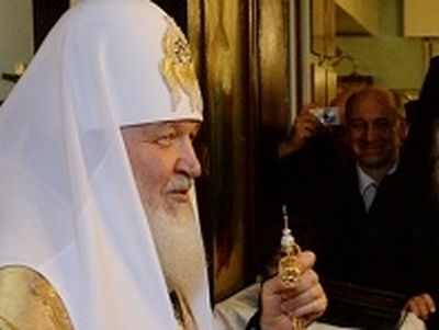 Patriarch Kirill visits Moscow Patriarchate representation to World Council of Churches in Geneva