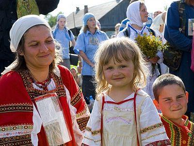 Лики Иринарховского крестного хода. ФОТОГАЛЕРЕЯ