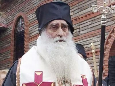 "Metropolitan Paul of Sisanion and Siatista: ""I ask myself: who is ruling Greece?"""