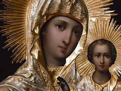 Icons, Images of the Saints and Reverence for the Virgin Mary