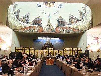 Official announcement of the Primates of the Orthodox Churches