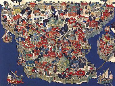 Византия. Ч.1. Кто и зачем интересовался её историей