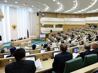 Слово на открытии IV Рождественских парламентских встреч в Совете Федерации