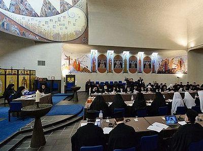 Регламент организации и работы Святого и Великого Собора Православной Церкви