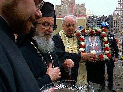 Ground Zero's Priest, Fr. John Romas Passes Away at 86