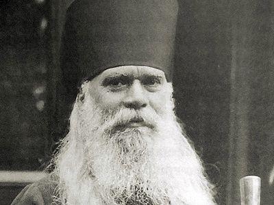 Канонизирован архиепископ Серафим (Соболев)