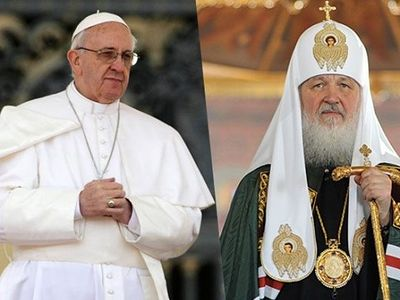 Patriarch Kirill: There was no question of any union of the Orthodox Church with the non-Orthodox