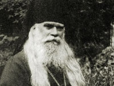 Defender of Orthodoxy Archbishop Seraphim (Sobolev)