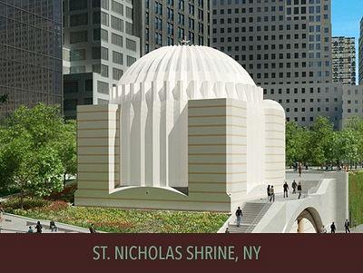 Rebuilding St. Nicholas into an American Pantheon