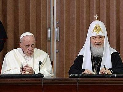 апостольское преемство рукоположений патриарха кирилла
