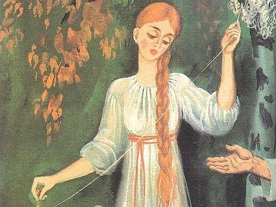 Образ женщины-христианки в творчестве Н.С. Лескова