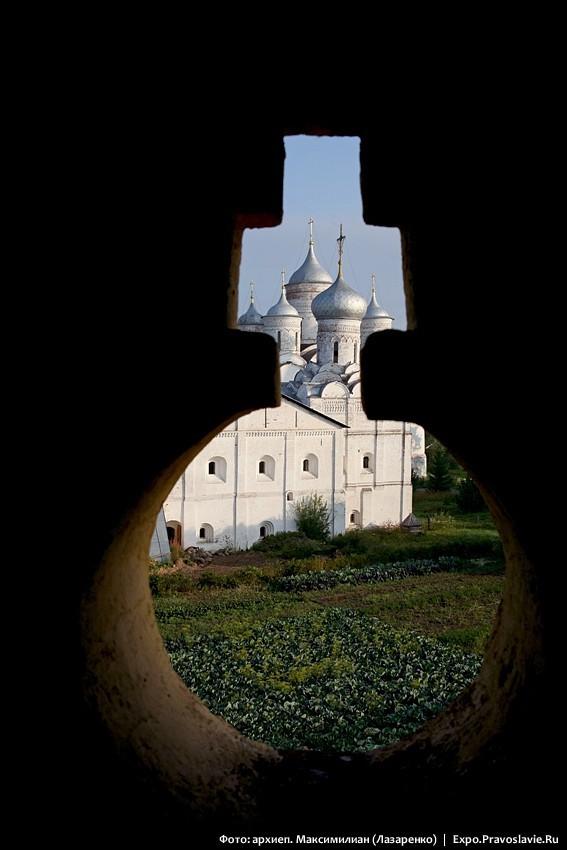 Бойница Прилуцкого монастыря