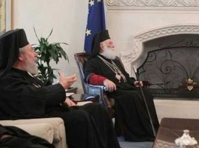 Patriarchs of Jerusalem and Antioch to meet in Cyprus to solve dispute