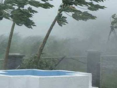 Cyclone Does Not Deter Mission Work in Fiji