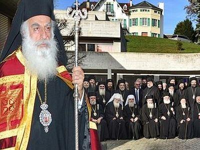 Митрополит Новой Смирны: «Не может считаться Всеправославным Собор, в котором участвуют не все епископы»