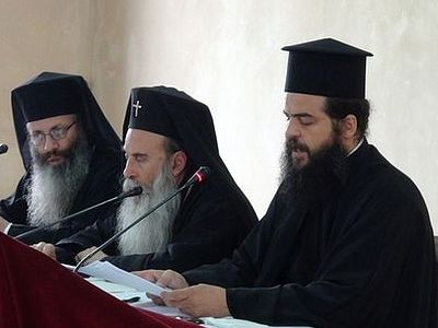 Greek priest and theologian speaks out against draft document of Pan-Orthodox Council