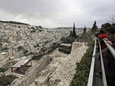 Archaeology Discovery: 4,200-Y-O Canaanite Burial Ground Found Near Bethlehem