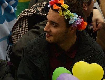Рим: гомосексуалисты требуют права усыновлять детей