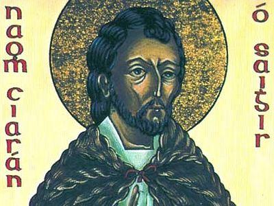 Saint Kieran of Saighir