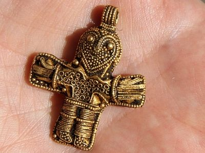 1,000-Year-Old Cross Discovered in Denmark, Proving Early Presence of Christianity