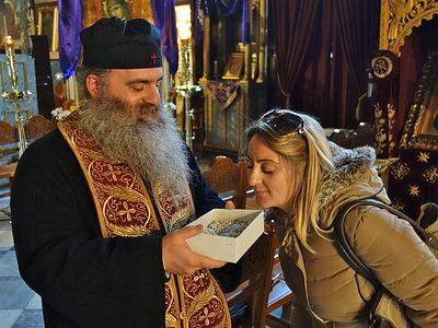 """""""Let us Purify Our Senses"""": A Sermon for the Sunday of Orthodoxy"""