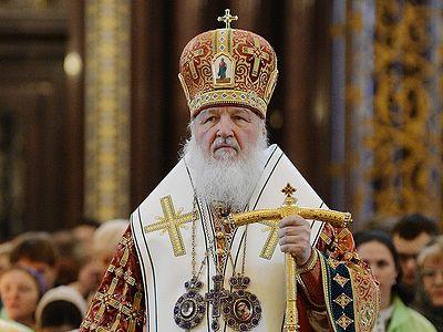 Слово Святейшего Патриарха Кирилла в праздник Торжества Православия