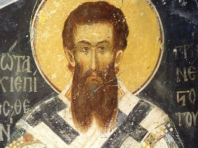 The Sunday of St Gregory Palamas