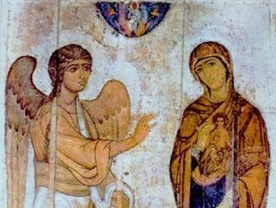 Canon for the Feast of the Annunciation