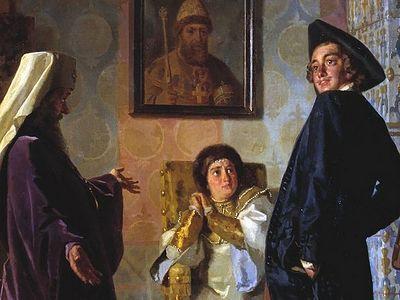 Л. 27. Русская Православная Церковь и Петр I (ВИДЕО)