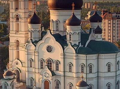Cathedral of the Annunciation in Voronezh