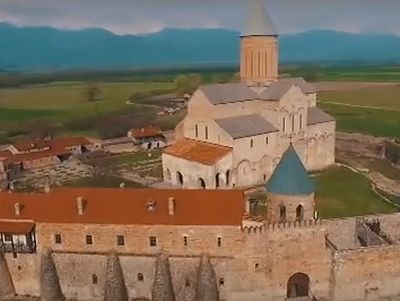"""Hope is a walking dream"" – Mesmerizing footage from Alaverdi Monastery"