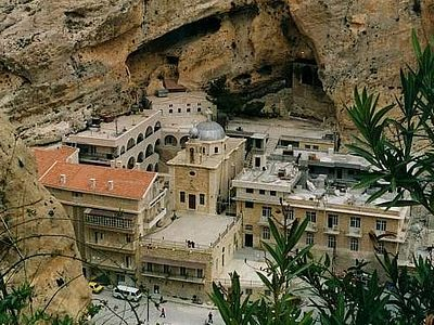 Russian parliament offers to replace bells of monastery in Maaloula, Syria
