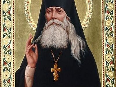 Life is Blessedness! Selected sayings of St. Barsanuphius of Optina