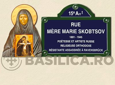 A special event in Paris: Street named after an Orthodox Saint