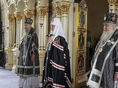 Проповедь в Великий Понедельник после Литургии в Богородице-Рождественском монастыре